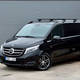 Mercedes-Benz V 250 Avantgarde Long 7 kohta 2017a