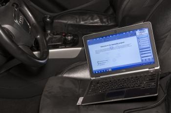 Audi tehase veebidiagnostika