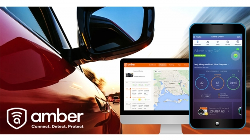 Amber Connect – new generation smart security and